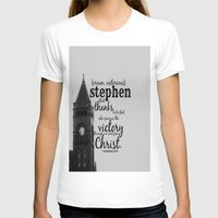 stephen king T-shirts featuring Stephen victorious by KimberosePhotography