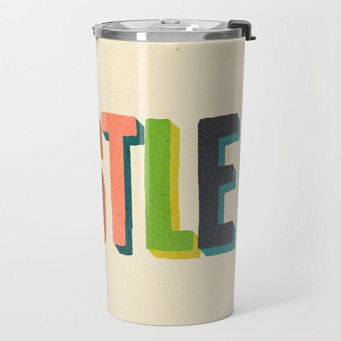 Hustle Travel Mug
