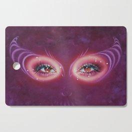 Devil's eyes Cutting Board