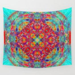 Mandala of Joy Wall Tapestry