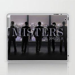 The Misters by JA Huss Laptop & iPad Skin