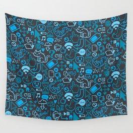 Interwebz Wall Tapestry