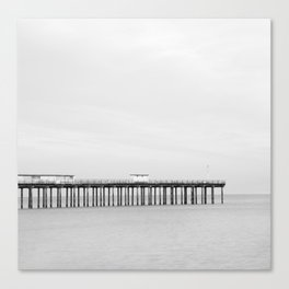 Felixstowe Beach Canvas Print