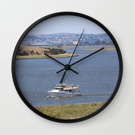 Getting Outta Town* Wall Clock