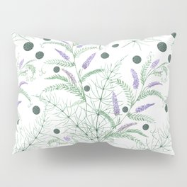 The meadow flowers. Pillow Sham