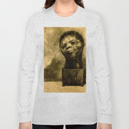 "Odilon Redon ""Cactus Man"" Long Sleeve T-shirt"