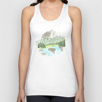 "pixar Tank Tops featuring ""Adventure is Out There!"" - Up, Pixar by astoldbycaro"
