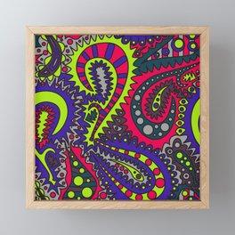 Spiny Amoeba Framed Mini Art Print