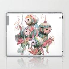 The Crowd 2 Laptop & iPad Skin