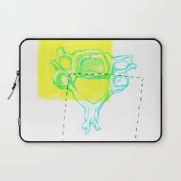 4th Cervical Vertebra Laptop Sleeve