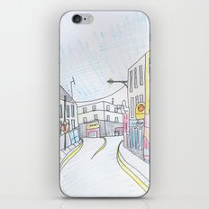 Galway's West end. iPhone & iPod Skin
