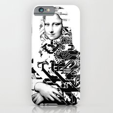 Mona Lisa Platina 1 iPhone 6s Slim Case