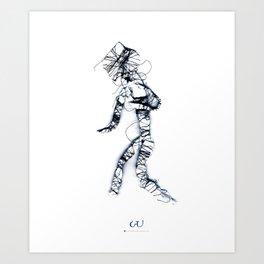 w/s | w Art Print