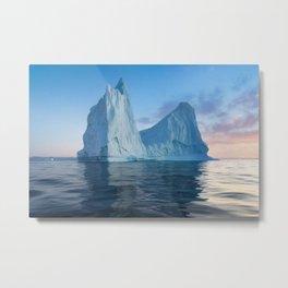 Disko Bay, Greenland Metal Print