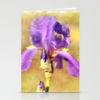 lily Stationery Cards featuring Lily by Susann Mielke