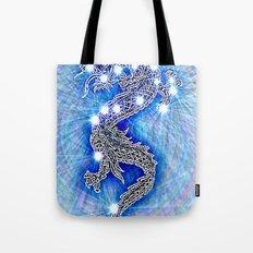 Dragon-constellation series Tote Bag