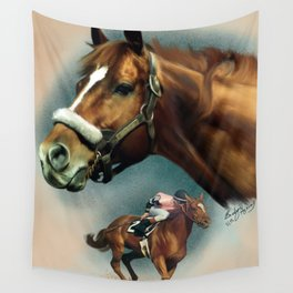 Affirmed Wall Tapestry