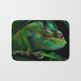 Chameleon Bath Mat