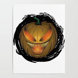 VenomPumpkin Poster