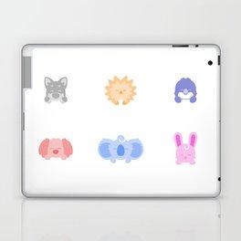 Cute Critter Gang Laptop & iPad Skin