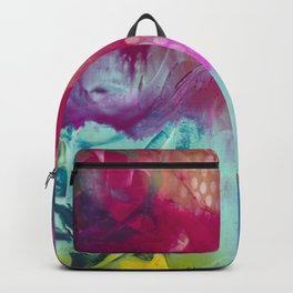 Colors Go Crazy Backpack
