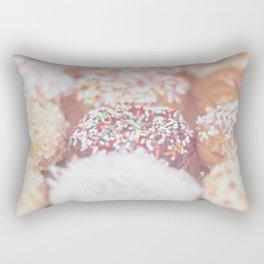 Delicious Donuts Rectangular Pillow