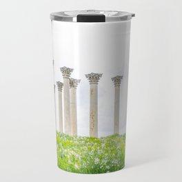 Capitol Columns Travel Mug