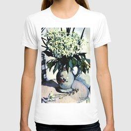 """Flannel Flowers"" by Australin Margaret Preston T-shirt"