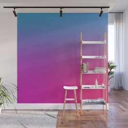 WIZARDS CURSE - Minimal Plain Soft Mood Color Blend Prints Wall Mural