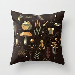 Countrylife #3 — Night Throw Pillow