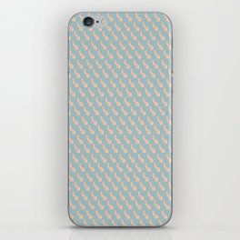 Practically Perfect - Penis in Blue iPhone Skin