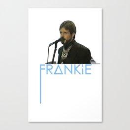 Frankie Ruiz : ''El Papá de la Salsa'' Canvas Print