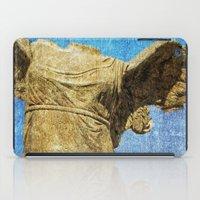angel wings iPad Cases featuring angel wings by Kristen Mintz