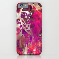 Gothic Glitter Slim Case iPhone 6s