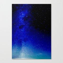 Milkyway Canvas Print