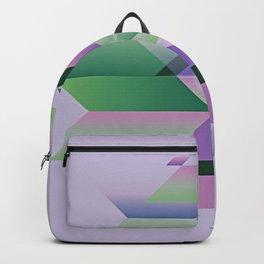 Lavender Pastel Flow Backpack