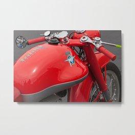 MV Agusta Metal Print
