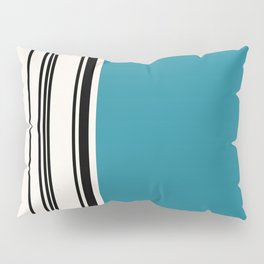 Code Teal Pillow Sham