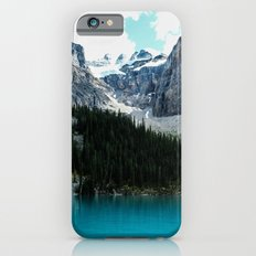 Moraine lake Wander (landscape) Slim Case iPhone 6