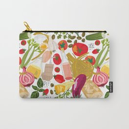 Fresh Italian Market Food Carry-All Pouch