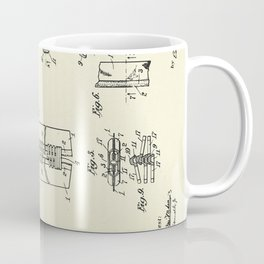 Separable Fastener-1917 Coffee Mug