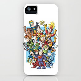 costume party iPhone Case