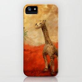 Block's Great Adventure iPhone Case