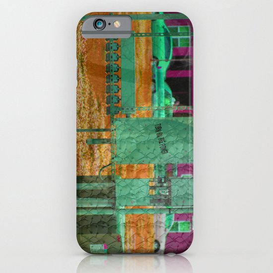 Turn on the Power iPhone & iPod Case