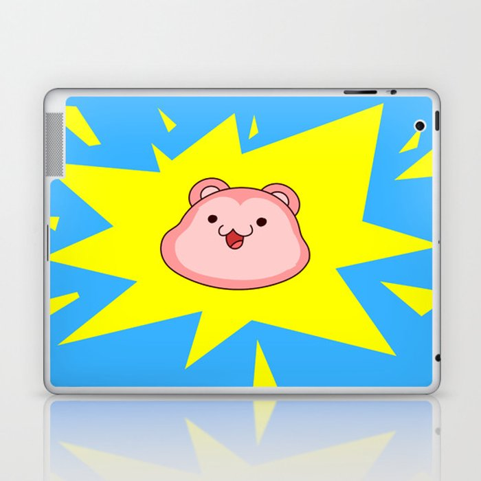 Peepoodo Pop Laptop & iPad Skin