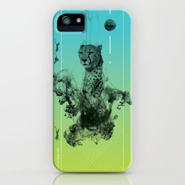 Getting Stronger. iPhone Case