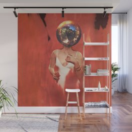 Discoteque Wall Mural