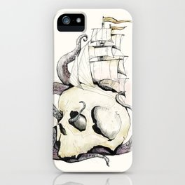 Drowned God iPhone Case