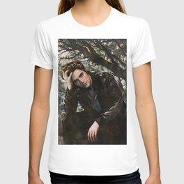 Robert Pattinson FAME comic book cover - Twilight T-shirt