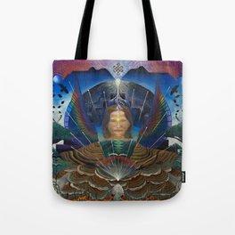 Techno-Ma Tote Bag